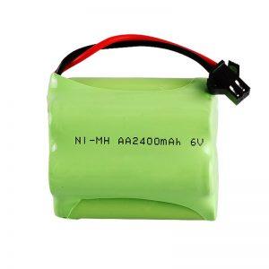 NiMH punjiva baterija AA2400 6V