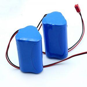Punjiva litij-ionska 3S1P 18650 10,8 v 2250mah litij-ionska baterija za medicinski uređaj