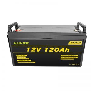 Lifepo4 BMS Lithium Battery Pack 12v 120ah Lifepo4 Lithium Ion Battery 12v