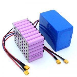 Tvornička cijena 18650 Baterijska ćelija velike snage 12V punjiva Li-Ion litijeva baterija na prodaju