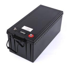 Prilagođeni paket baterija 24V 100AH 12v 200ah lifepo4 baterija za skladište solarne energije RV