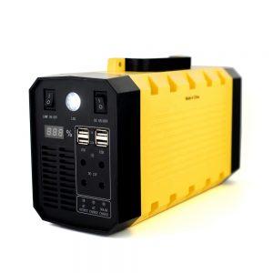 12v 30ah pretvaračka baterija 500w prijenosna elektrana