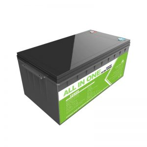 High Capacity Deep Cycle Rechargeable 12.8v 400ah Lifepo4 Lithium Ion Battery Pack