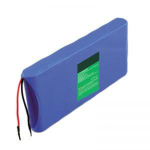18650 14,4V 6000mAh Litijska baterija za laserski brojač čestica