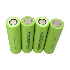 Izvorne punjive litij-ionske baterije 18650 3.7V 2900mAh Cell Li-ion baterije 18650