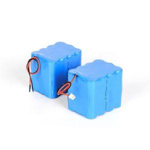 Prilagođena punjiva litijeva baterija 18650 lij-ionska baterija s visokim pražnjenjem 3s4p 12v
