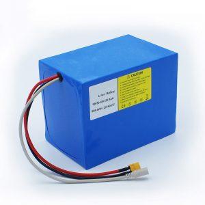 Litijska baterija 18650 48V 20.8AH za električne bicikle i e biciklistički komplet