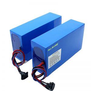 ALL IN ONE ćelije 13S7P 18650 48v 20,3ah električna baterija za bicikl