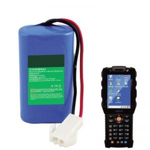 18650 7.2V 2.6Ah litijska baterija za Express logističku ručnu terminalnu opremu