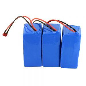 18V 4.4Ah punjiva prilagođena 5S2P litij-ionska baterija za električne alate