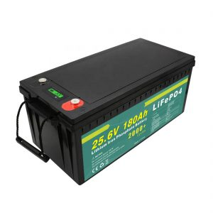 Punjiva 24v180ah (LiFePO4) baterija za solarno ulično svjetlo