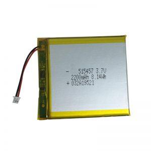 3.7V 2200mAh polimerne litijeve baterije za pametne kućne uređaje