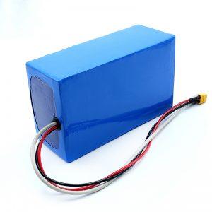 Litij-punjiva 36V 10Ah Li -on 18650 električna baterija za skejtbord
