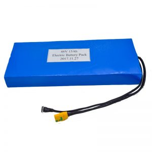 Veleprodajna litijeva baterija od 15 Ah, 48V za električni skuter
