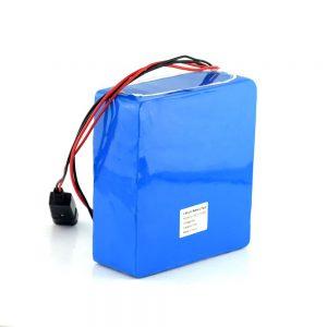 48V 15Ah 20Ah punjiva litij-ionska baterija, 48-voltna električna baterija za skuter