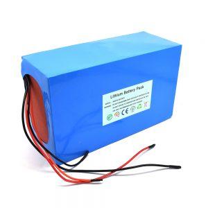 Litijeva baterija od 48 v / 20ah za električni skuter
