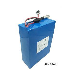 48v26ah litijeva baterija za etwow električni skuteri električni motocikl grafenska baterija 48 volt litijeva baterija proizvođači