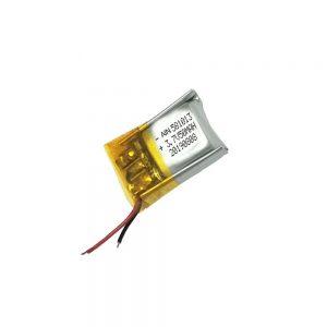 Kvalitetna litij-polimerna baterija 3.7V 50mAh 581013 baterija