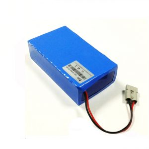 Litij-ionska baterija sadrži 60v 12ah električnu skuter bateriju