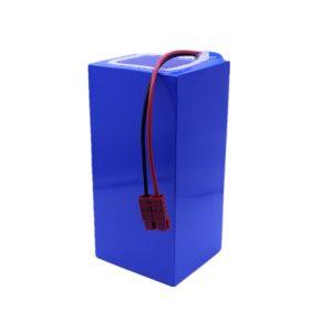 Litij-ionska baterija 60v 40ah litijeva baterija 18650-2500mah 16S16P za električni skuter / e-bicikl