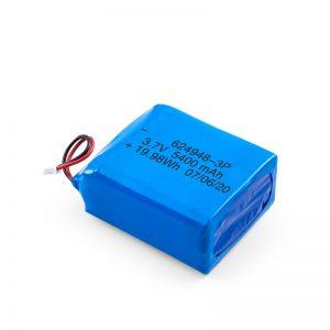LiPO punjiva baterija 624948 3,7V 1800mAH / 3,7V 5400mAH