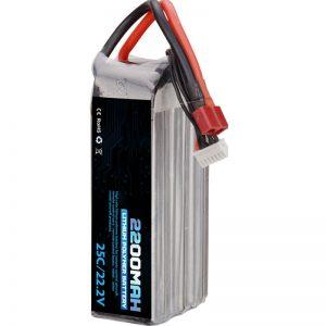 litij polimerna baterija vruće prodaje 22000 mah 6s lipo