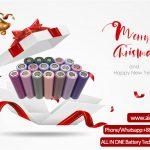 Sretan pozdrav Christamsu od ALL IN ONE Battery Technology Co Ltd