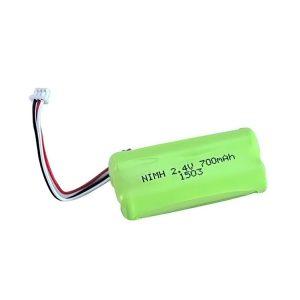 NiMH punjiva baterija AA700 2.4V