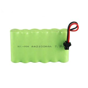 NiMH punjiva baterija AA 2400mAh 7.2V