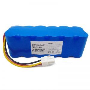 visokokvalitetna 14,4v zamjenska baterija za usisavač za navibot SR8750 DJ96-00113C VCA-RBT20